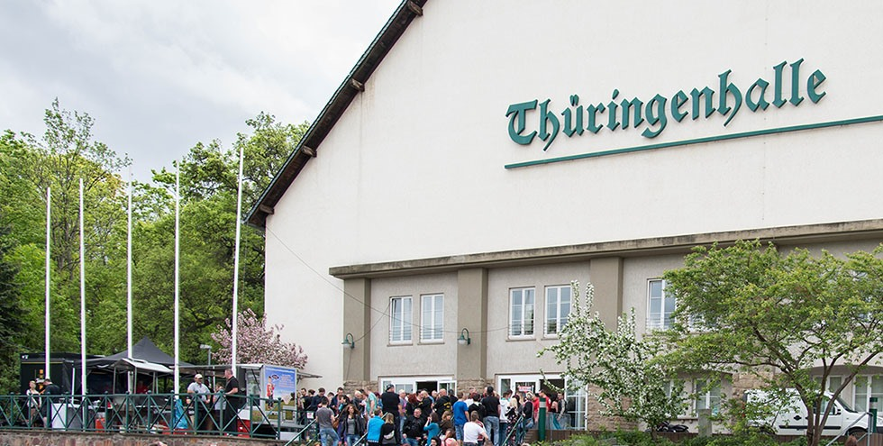 Thüringenhalle Erfurt